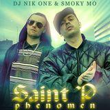 Saint P Phenomen Mixtape 2009