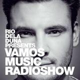 Vamos Music Radio Show by Rio Dela Duna #161