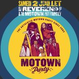 Dj Reverend P, Orel1, Kya, Dj Matt & Dj Sunshine @ Motown Party, Djoon Club, Saturday July 2nd, 2016