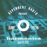 Aspenbeat Radio: Harmonies June 13 2015