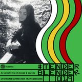 #tender_blender trasnmission #019 (an eclectic mix of moods and sounds in 33&1/3 minutes)