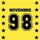 DJ CERLA ON THE MIX - Novembre 1998
