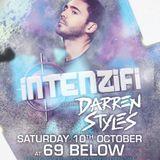 Intenzifi 10/10/2015 - Darren Styles with MC Storm