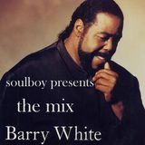 soulboy presents barry white the mix