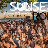 Sunsets Mixed by Rovel. The Sunset #005 Live at Room 376 Part 1