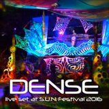 DENSE - live set at S.U.N. Festival 2016, Hungary