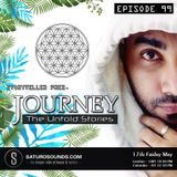 Journey - 99 Storyteller Mix on Saturo Sounds Radio UK [ 17.05.19]