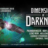 LENZ@ DIMENSION OF DARKNESS (revisited)