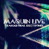 "Maquin Live 2 November 2012, ""Vuurwerk""+ ""Roel Funcken"" livesessions"