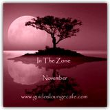 GUIDO's LOUNGE CAFE   : IN THE ZONE  NOV 2016