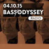 Bass Odyssey Radio Show #9 (04.10.15)