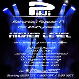 DJ Hyporis - PiNi's Higher LeVeL EP #100 Hyporis Guestmix on LaZerFM (AUG-17-2013)