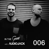 Audiojack  - In The Gruuv 006 - 19-May-2014