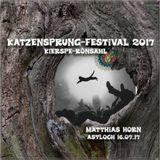 ·• matthias horn @ KATZENSPRUNG-FESTIVAL 2017 •·