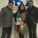 "09-01-19 Emprendedores entrevista a Luis Benagulu, autor de la novela ""Los Viajes de Peter Stenthal"""