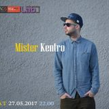 Mister Kentro - Kosmos Lab at KOSMOS 93.6 Radio (Part 2) (Sat. 27/05/2017)