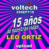 Leo Ortiz @ Voltech 15 Aniversario (29/09/2018)