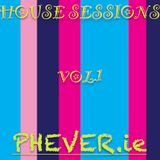 HOUSE SESSIONS Vol.1