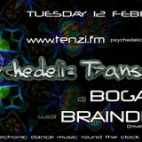 Psychedelic Sessions 4 - Hyperdimensional Frequencies for Tenzi Fm Radio Show