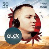 DJ ALEX live at EUFORIA FESTIVAL Boszkowo (30.07.2016)