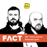 FACT mix 565: Dixon Avenue Basement Jams (August '16)