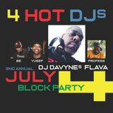 4th of July Block Party ATL