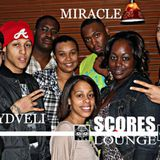 SCORES LOUNGE THE LIVE BROADCAST FT KIDVELI DJ UNIIQUE DJ SAVVY