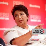 Entrevista a la Dra. Beatriz Merino, Presidenta Ejecutiva de la UCV (Radio Nacional)