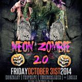 Tube screamer live @ Neon Zombie 2.0