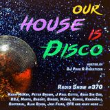 Our House is Disco #370 from 2019-01-25