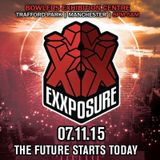 Exxposure Take Over with Shaun Lever & Guests Unity Radio Sat 24_October_2015