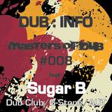 DUB:INFO#008: Masters of Dub ft. SUGAR B presented by DJ SOUMEZ
