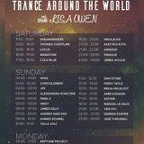 Trance Around The World With Lisa Owen EPISODE 050  JFK