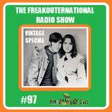 The FreakOuternational Radio Show #97 13/10/2017