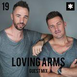 KISSMUSIC RADIO SHOW 019 | GUEST MIX: LOVING ARMS