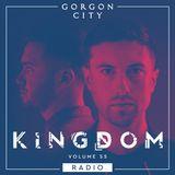 Gorgon City KINGDOM Radio 055 - Live from Estonia