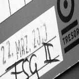 Patrick Walker @ FSG II - Tresor Berlin - 22.03.2013