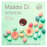 Maddai Dj - Tribal & Tech mix By Mattia Nicoletti & Frank Contesto, Maddai April 13 2017