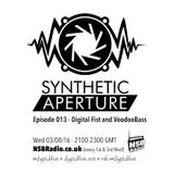 Synthetic Aperture 013 - with VoodooBass - 03/08/16