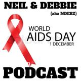 Neil & Debbie (aka NDebz) Podcast 77/194.5 ' WAD ' - (Music version) 011218