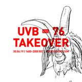 UVB-76 Takeover w/ Clarity b2b Outer Heaven : 30th June '19