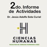 2do. Informe de Actividades Dr. Jesús Adolfo Soto Curiel