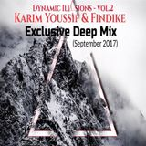 Karim Youssif & Findike Dynamic Illusions - Exclussive Deep Mix Vol 2 Loops Radio [September 2017]