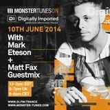 Monster Tunes 052 (Matt Fax Guestmix)