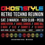 Danny C Opening Set H2O @ Ghoststyle Retro Techno