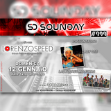 LORENZOSPEED* presents THE SOUNDAY Domenica 12 Gennaio 2020 with FEDE FiK LAS FLORES MOLESTAS