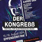 Danomusik @ KongreSS Festival  16.08.2014