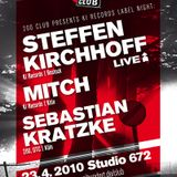 Sebastian Kratzke DJ Set @ Ki Records Label Night, April 23, 2010, Studio 672, Cologne