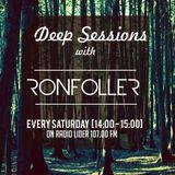 "DJ Ronfoller - ""Deep Sessions"" (08/06/13)"
