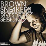 EAVESDROP SESSIONS - BROWN SNEAKERS #003